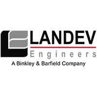 Landev Engineers logo