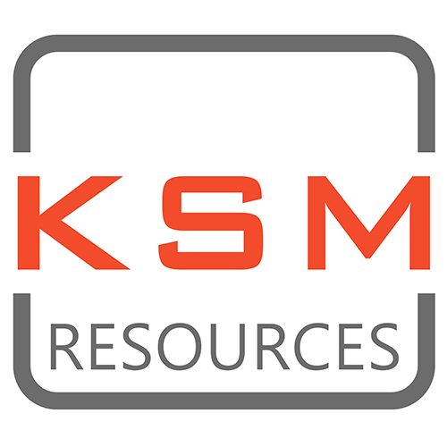 KSM Resources logo