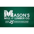 Mason's Mill & Lumber logo