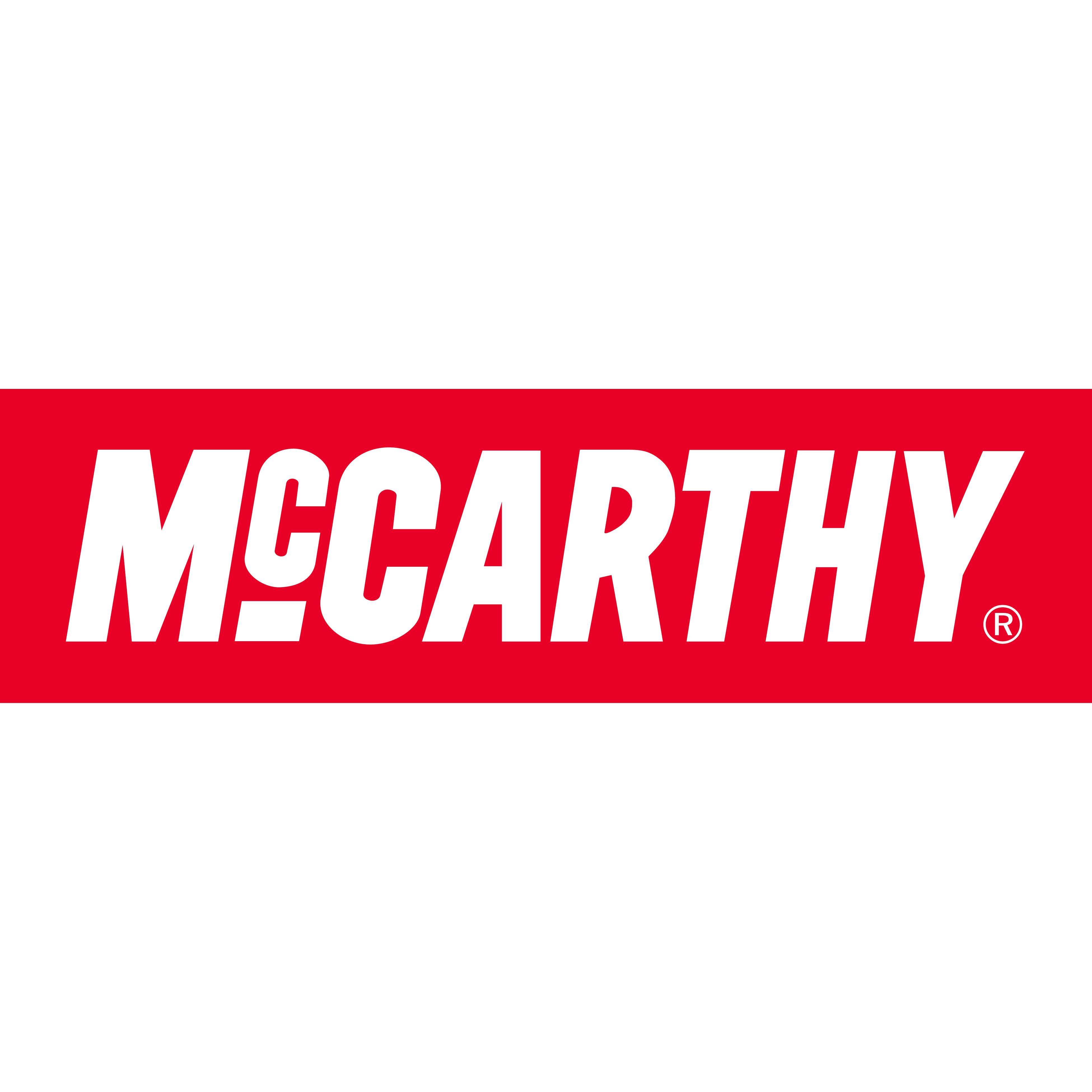 McCarthy Building Supplies logo