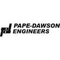 Pape-Dawson logo