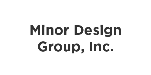 Minor Design Group, Inc. logo