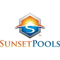 Sunset Pools logo