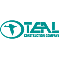 Teal Construction Company logo