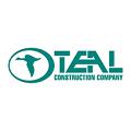 Teal Construction Company logo