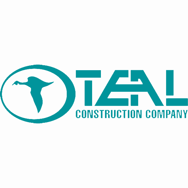 Teal Construction logo