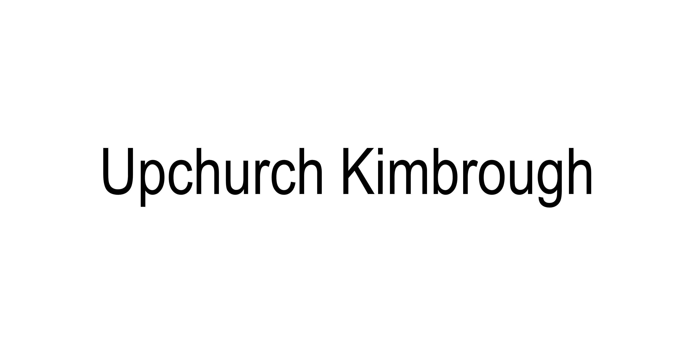 Upchurch Kimbrough logo