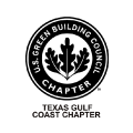 USGBC: Texas Gulf Coast Chapter logo