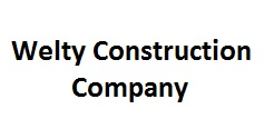 Welty Construction Company logo