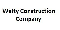 Welty Construction Company logo